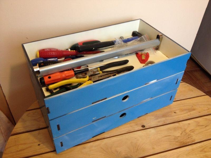 Как выбрать ящик для инструмента