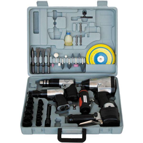 Наборы инструментов - фото Насадки для пневмоинструмента