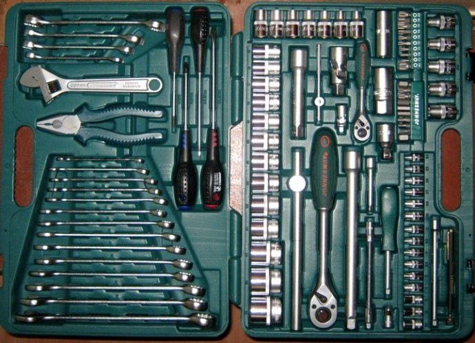 Наборы инструментов - фото Аксессуары