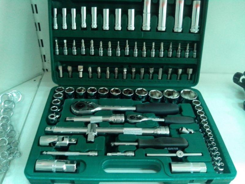 Наборы инструментов - фото Полная пожизненная гарантия