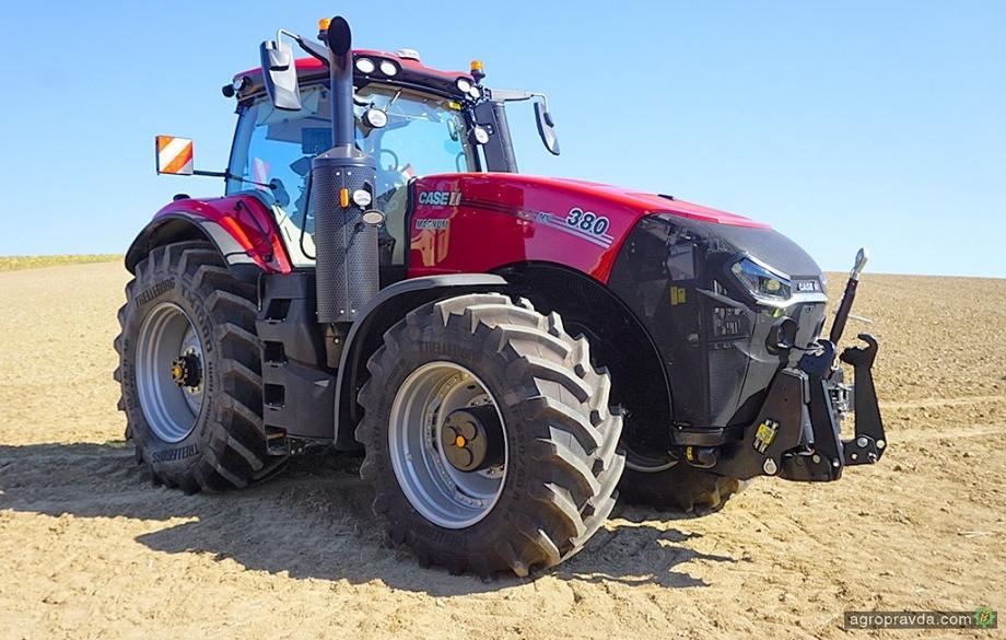 Какие мировые новинки сельхозтехники прибыли в Украину в 2021 г. - фото d4107-DSC00320__large.JPG