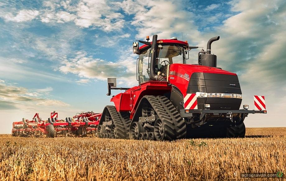 Какие мировые новинки сельхозтехники прибыли в Украину в 2021 г. - фото ec5d5-Quadtrac-AFS-Connect_568396__large.jpg