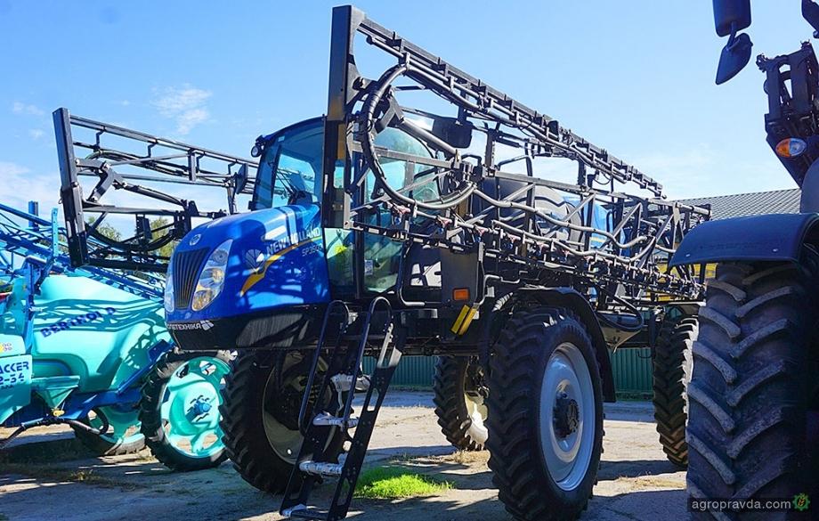 Какие мировые новинки сельхозтехники прибыли в Украину в 2021 г. - фото a3a35-DSC07422__large.JPG