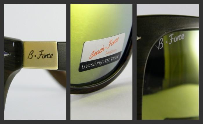 Стильные солнцезащитные очки Beach Force Wayfarer BF506K A261-477 + чехол - фото 40857a002de613c99703edc8bdea27f0.jpg