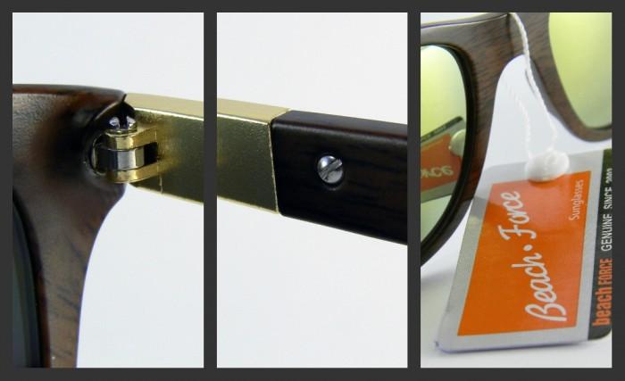 Стильные солнцезащитные очки Beach Force Wayfarer BF506K A261-477 + чехол - фото 4a11be2f85cb32ea4ab5ac791b77c03b.jpg