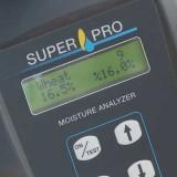 Переносной влагомер для зерна Superpro - измерит влажность зерна за 1 минуту