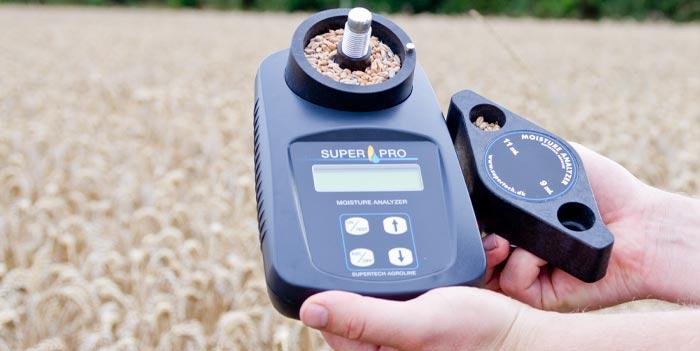 Влагомер зерна Суперпро купить с гарантией в Технотест