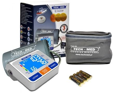 Тонометр Tech-Med TMA-500PRO - фото 30ad-340c-44cf-bdca-388d43c18438_large.jpg