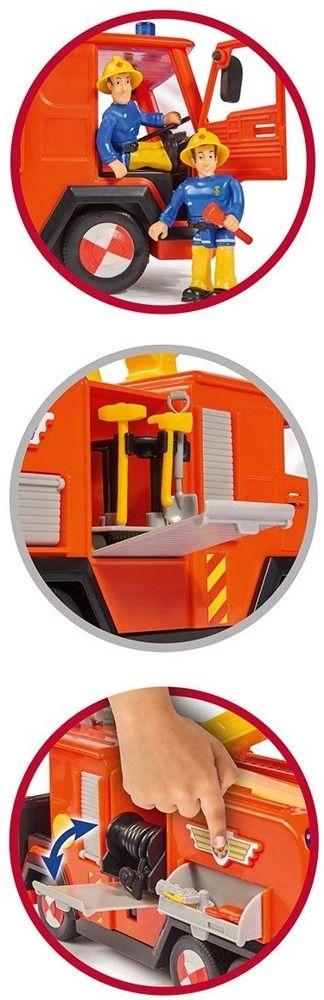 Пожежна машина на радіокеруванні Dickie Toys (203099612) - фото bb20-e660-4079-a3b4-0a8cca16a5d5_large.jpg