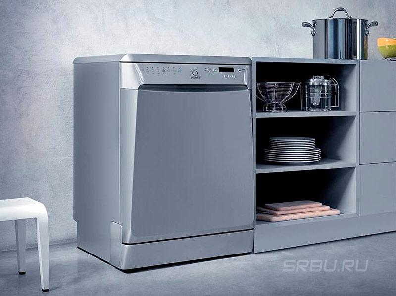 Посудомоечные машины - фото Отдельно стоящая посудомоечная машина