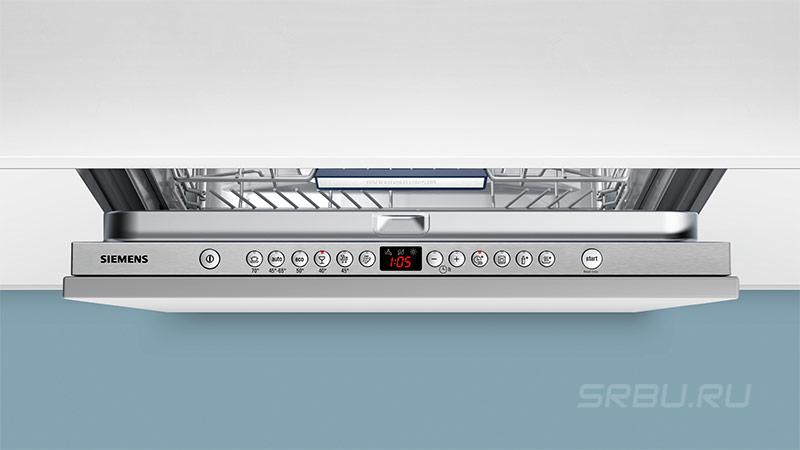 Посудомоечные машины - фото Электромеханическое управление