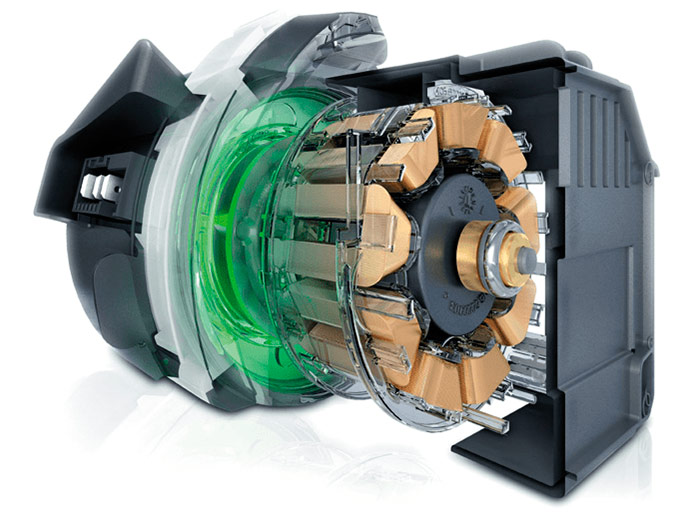 Посудомоечные машины - фото Инверторный двигатель