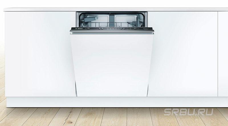 Посудомоечные машины - фото Полноразмерная посудомойка