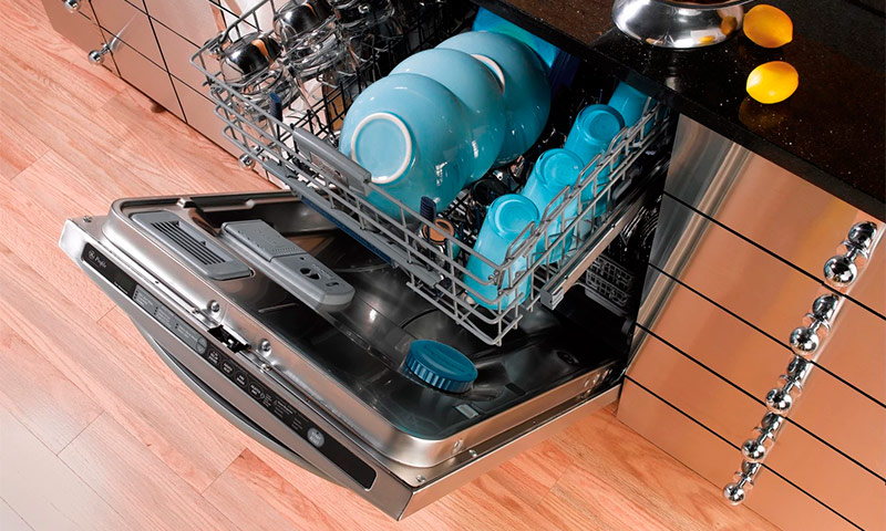 Посудомоечные машины - фото Как правильно выбрать посудомоечную машину - советы и рекомендации