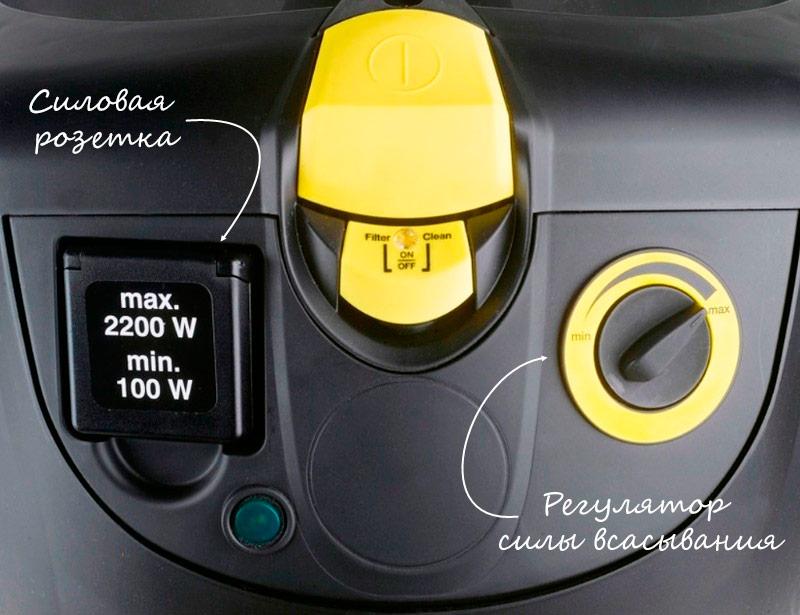 Профессиональные пылесосы - фото rozetka i regulyator