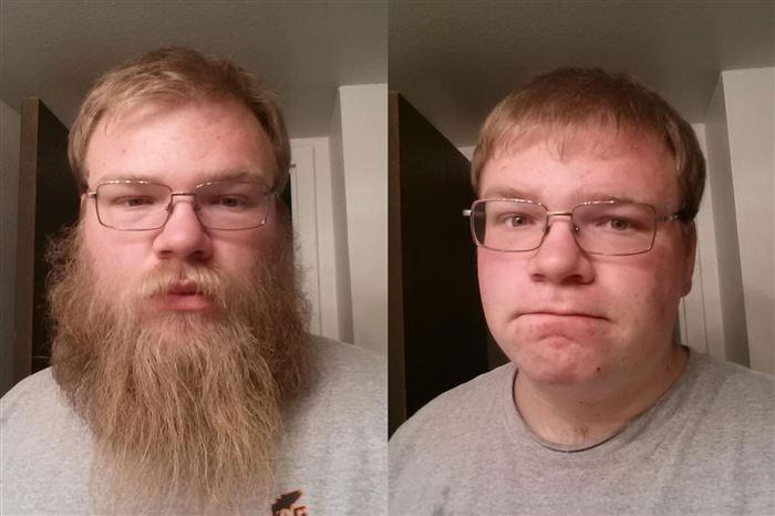 Батюшка и вчерашний школьник борода, мужчины