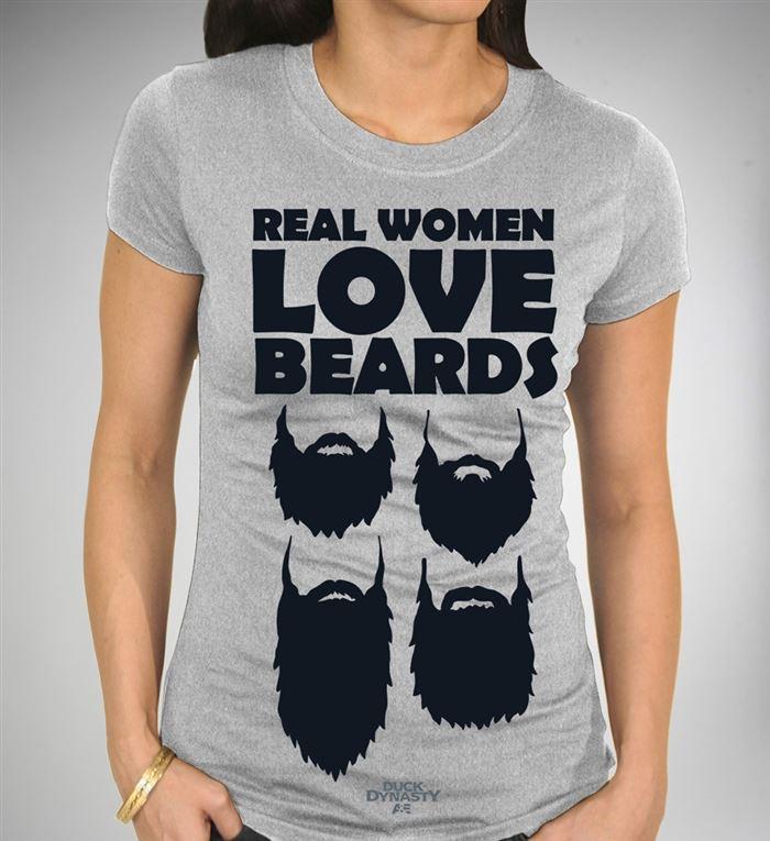 Настоящие женщины любят бороды борода, мужчины