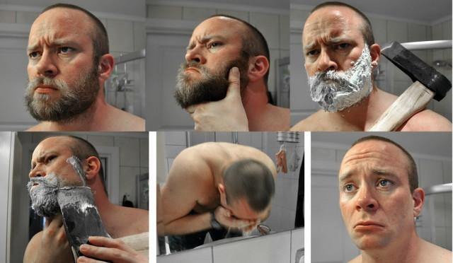 Почему не стоит сбривать бороду борода, мужчины