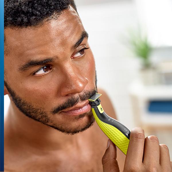 Philips OneBlade Face + Body shaver QP2620 / 20 Робота з акумулятором