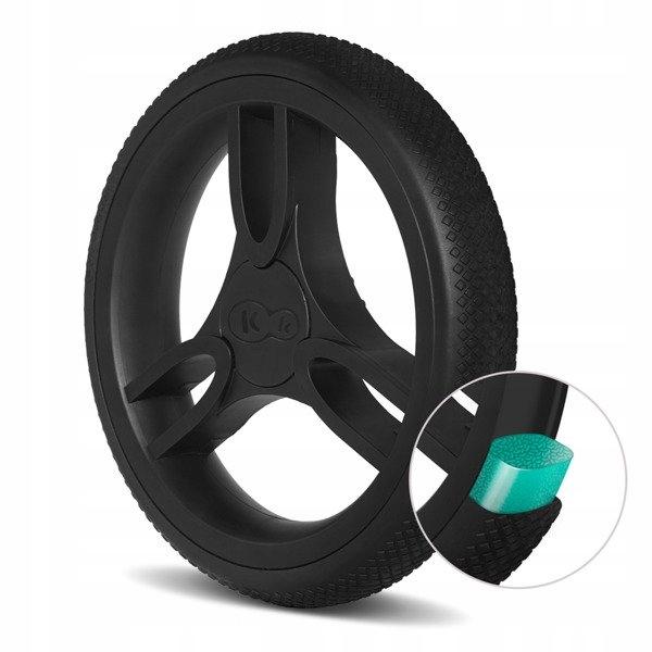 КРУЙЗЕРНИЙ КРУЙЗЕР KINDERKRAFT ЧОРНИЙ ЧОРНИЙ Тип колеса Виготовлений із пластику