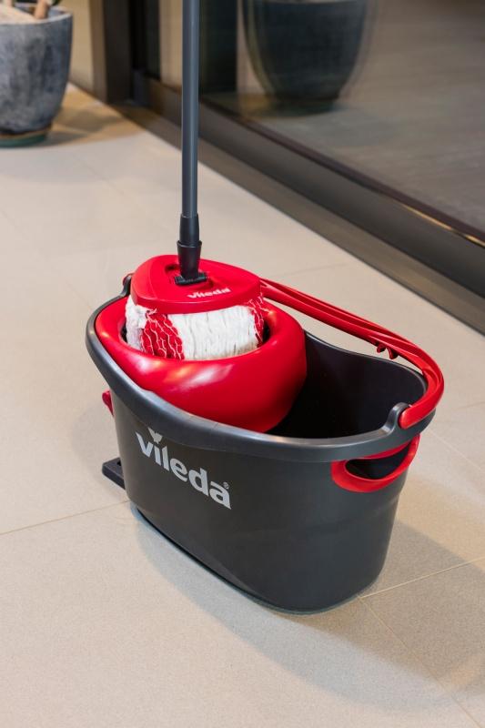 Набір для прибирання Vileda Mop Easy Wring and Clean Turbo - фото 7