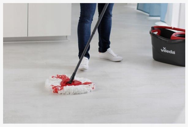 Набір для прибирання Vileda Mop Easy Wring and Clean Turbo - фото 5