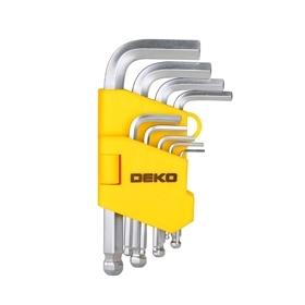 Набор инструментов DEKO DKMT168 для строителей, автослесарей, сантехников, для дома - фото HTB1x19HamtYBeNjSspaq6yOOFXai.jpg