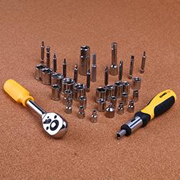 Набор инструментов DEKO DKMT168 для строителей, автослесарей, сантехников, для дома - фото HTB1Rg84XTqWBKNjSZFAq6ynSpXat.jpg