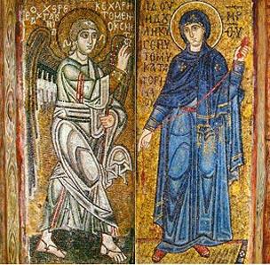 Иконы Благовещения Божией Матери - Московской (XVI) и Киевской - фото 07_04.jpg