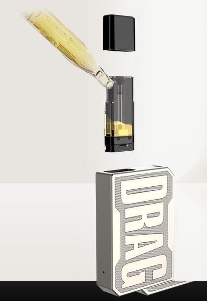 VOOPOO DRAG Nano Pod Kit - уменьшенный, но узнаваемый...