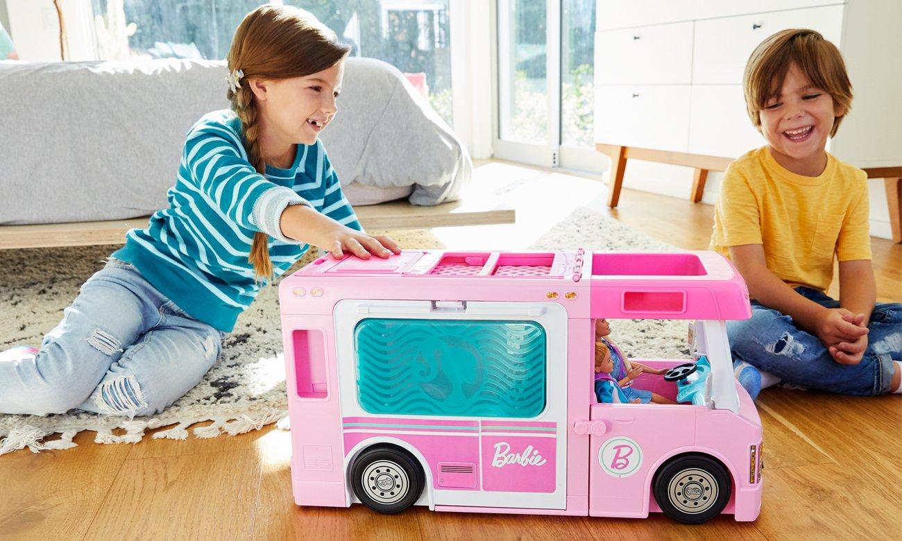 Mattel Barbie Camper 3in1
