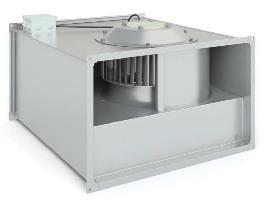Вентилятор Канальный SVF 50-25 - фото 2
