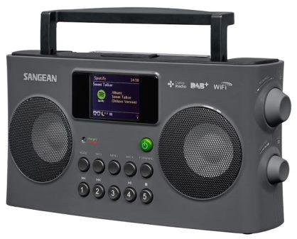 Фото интернет-радиоприемника с Wi-Fi Sangean WFR-29C