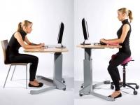 День работы сидя без боли в спине: реально ли это?