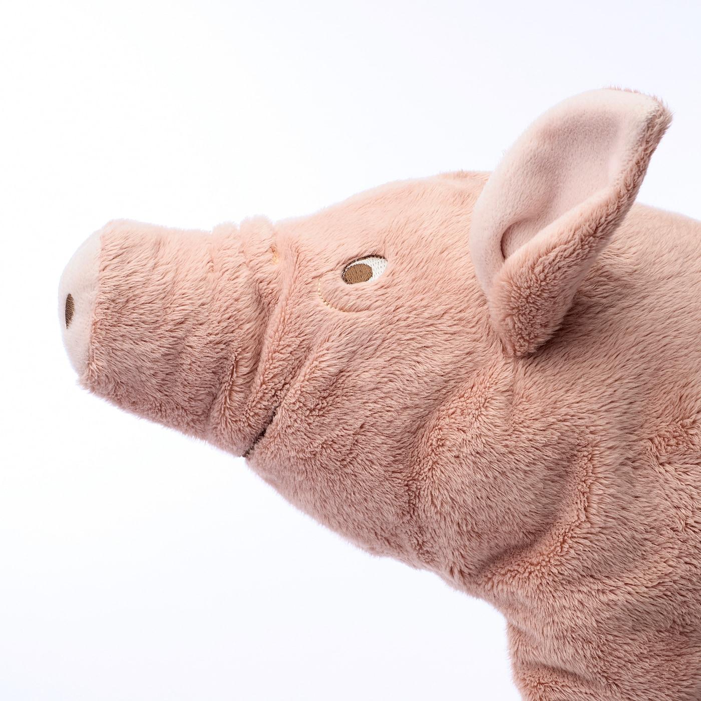 КНОРРІГ іграшка м'яка порося/рожевий