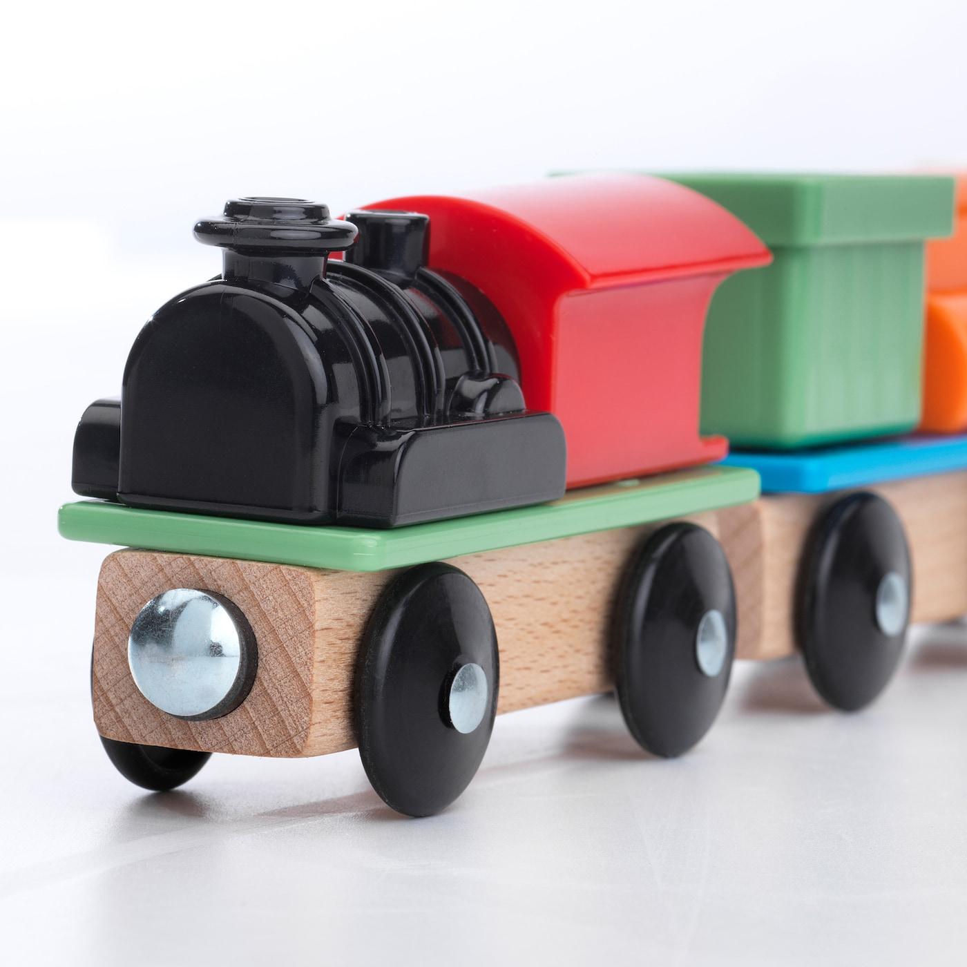 ЛІЛЛАБО потяг 3 вагони