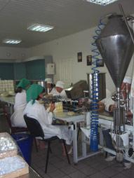производство в НПФ Царство Ароматов