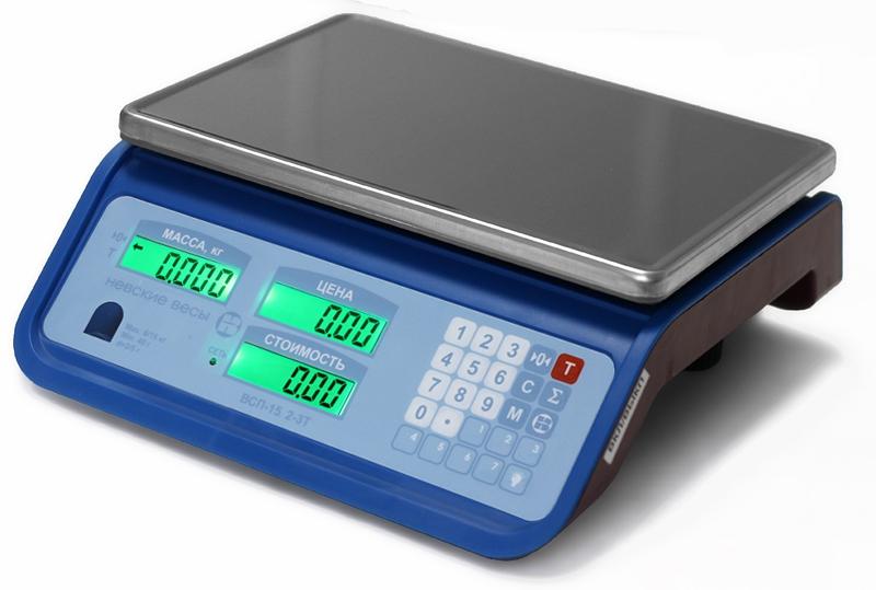 Весы торговые - фото Как выбрать весы электронные торговые