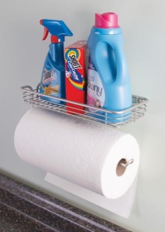 Подставки под бумажные полотенца - фото 32