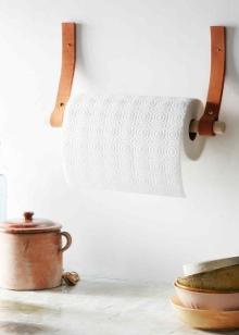 Подставки под бумажные полотенца - фото 30