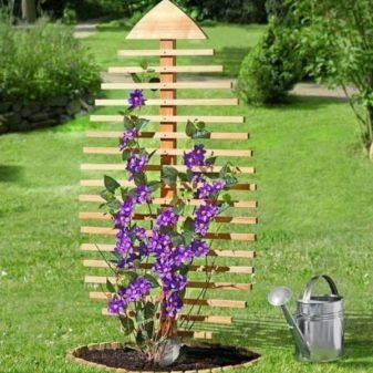 Подставки и опоры для растений - фото 12