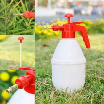 Пульверизаторы для воды - фото 2