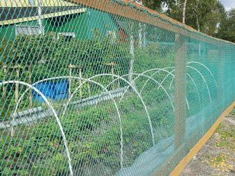 Сетки садовые - фото 25