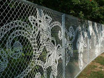 Сетки садовые - фото 54