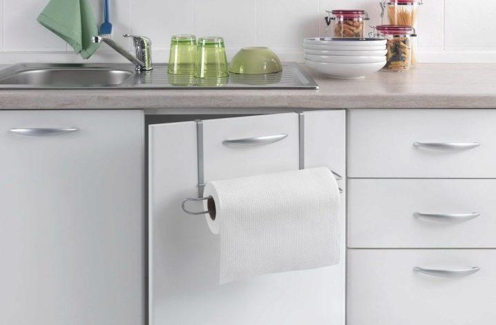 Подставки под бумажные полотенца - фото 1