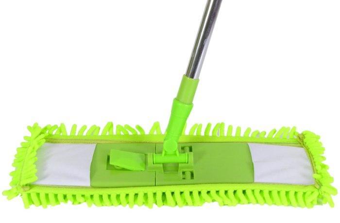 Швабры для уборки - фото Швабра с микрофиброй