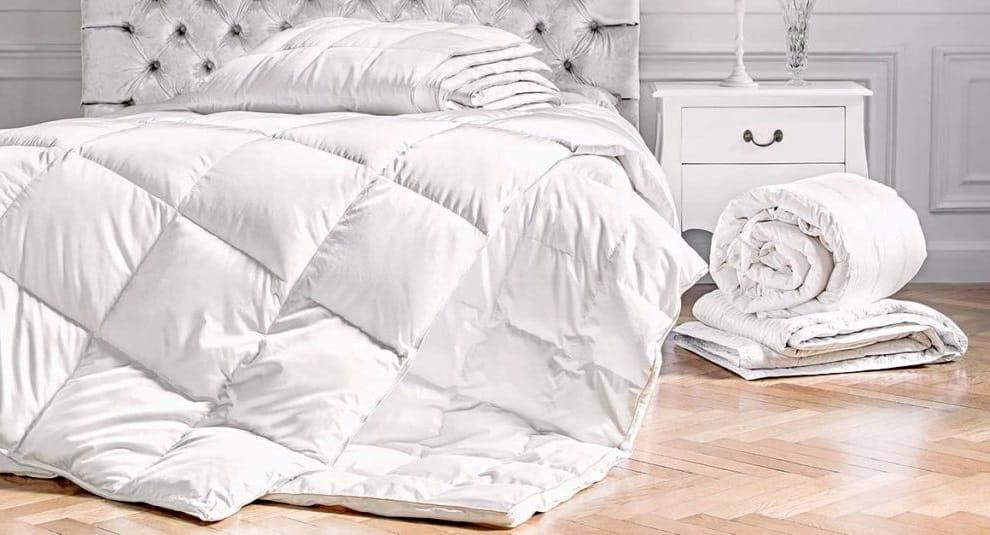 Как выбрать одеяло | Какой наполнитель для одеяла лучше